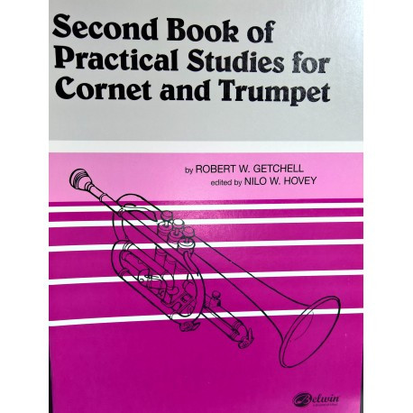 Second Book of Practical Studies por Trumpet and Cornet