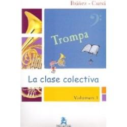 La clase colectiva Trompa V.1 Cursá