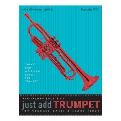 Just Add Trumpet+CD
