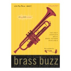 Brass Buzz Trumpet CD+DVD