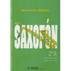 El Saxofón 2º A