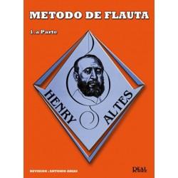 Metodo de Flauta Altés. Primera Parte