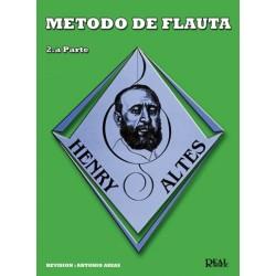 Metodo de Flauta Altés. Segunda Parte