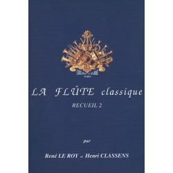 La Flûte classique. Recueil 2