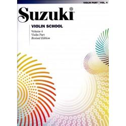 Suzuki Violín 4