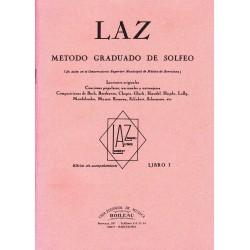 LAZ. Libro I