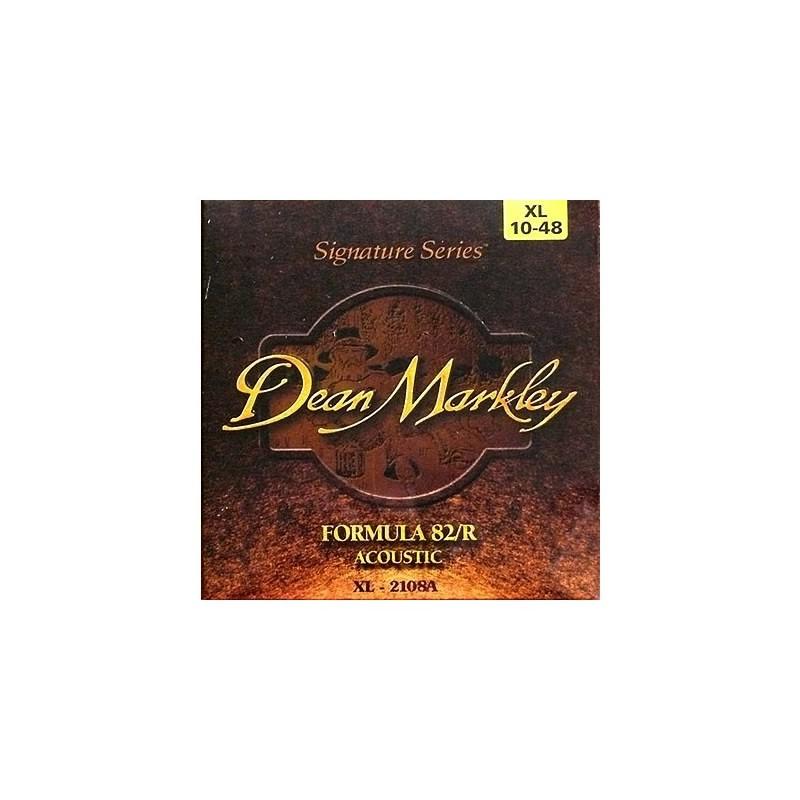 Dean Markley XL 10-48 FORMULA 82/R
