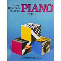 Piano Básico de Bastien 2