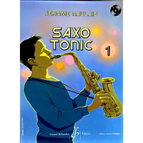 Sax Tonic 1. Jerome Naulais