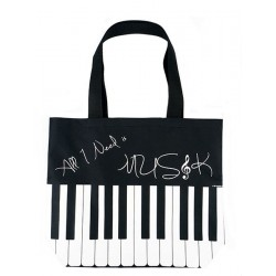"P.L. Bolso Piano ""All I Nedd is Music"""