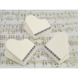 P.L Clip Piano Blanco