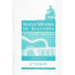 Nuevo Método de Guitarra Lluquet