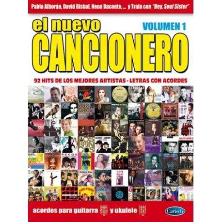 El Nuevo Cancionero. Guitarra y Ukelele