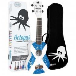 Octopus Ukelele Soprano Saltire