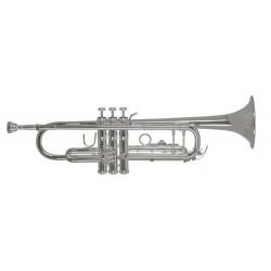Bach Trompeta TR501 Silver
