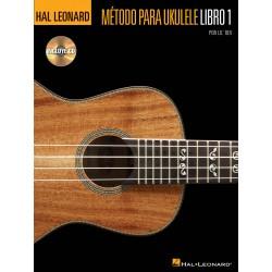 Método para Ukelele Libro 1 Hal Leonard