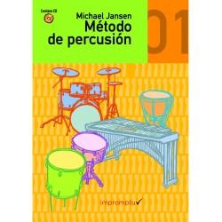 Método de percusión. Jansen Volúmen 1