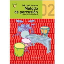 Método de percusión. Jansen Volúmen 2