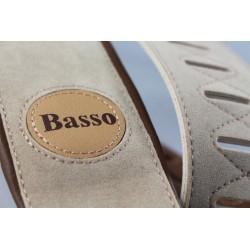 Basso Correa Classic Suede Beige