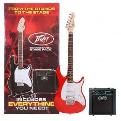 Peavey Pack Guitarra Eléctrica Raptor® Plus Stage