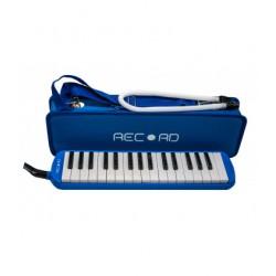 Record Melodica 32 Notas Azul