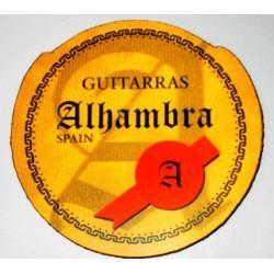 Alhambra Tapa boca