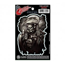 Planet Waves Guittar Tatoos Grim Reaper