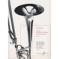 El ABC del Joven Trombonista Vol. 1