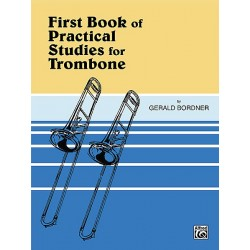 First Bokk of Practical Studies for Trombone