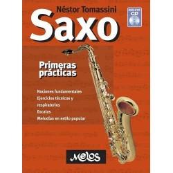 Saxo Primeras Prácticas Tomassini