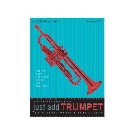 Just Add Trumpet+CD
