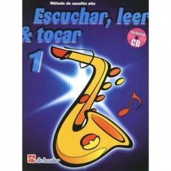 Escuchar, Leer y Tocar el Saxofón V.1