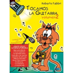 Tocamos la guitarra Vol.2